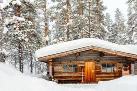 winter cabin 18 swoonworthy cabins to get you ready for winter curbed
