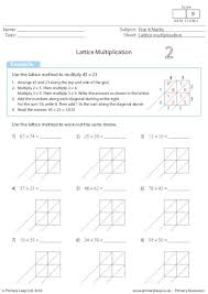 primaryleap co uk lattice multiplication 2 by 2 digits 2