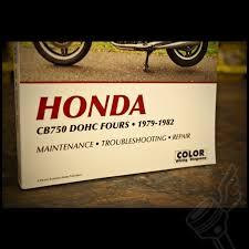 honda cb750 1979 1982 repair manual honda motorcycle repair manual