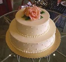 wedding cake design simple wedding cakes
