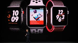 apple unveils new smartwatch says it is world u0027s top watch