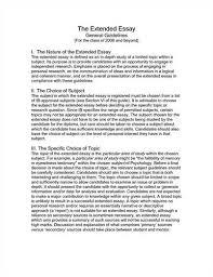 October       The IB Senior year Registration Extended Essay Internal Assessments calendar College Applications Preparing