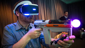 hands on playstation project morpheus games at e3 2015 youtube