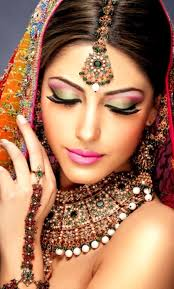 make up prices for wedding 42 best bridal makeup jewellery collection indian images on