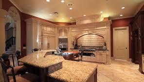 Kitchen With Two Islands 23 Stunning Gourmet Kitchen Design Ideas Designing Idea