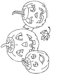 printable jack o lantern coloring page design funny jack o