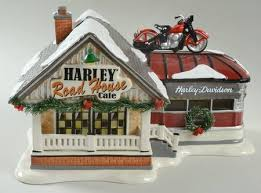 department 56 harley davidson at replacements ltd
