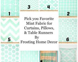 Designer Material For Curtains View Curtains By Frostinghomedecor On Etsy