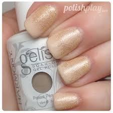 gel soak off nail polish manicure with gelish need a tan and