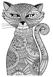 articles cute kitten cat coloring pages tag cute kitten