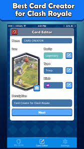 photo card maker card maker for clash royale card creator by qishuang