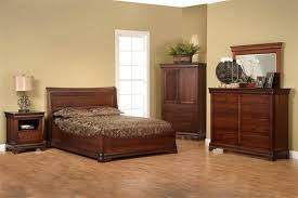 versailles sleigh bed from dutchcrafters amish furniture