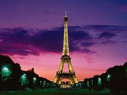 Eiffel Tower Wallpaper For Walls Eiffel Tower At Night Paris France Wallpapers Hd Wallpapers