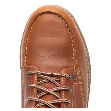 timberland store pro barstow wedge moc alloy safety toe rust full