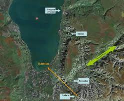 Gennesaret Map Giddygaddy Html M76b68be6 Jpg