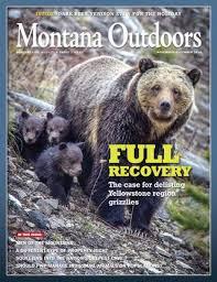 Hungry Bears Perishing On Western Montana Highways Local - montana outdoors november december 2016 by montana outdoors issuu