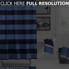 Rugby Stripe Curtains Charming Rugby Stripe Curtains And 7 Best Shower Curtains Images