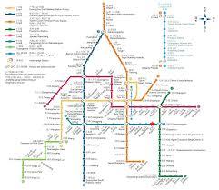 Guangzhou China Map by Venue And Traffic Guangzhou International Optics Fair