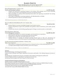 Resume For Associate Professor Faculty Resume Sample Teachers Resume Free Examples Our 1 Top Pick