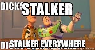 X X Everywhere Meme - stalker stalker everywhere xx everywhere meme generator