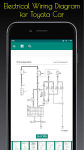 electrical wiring diagram toyota car android apps on google play