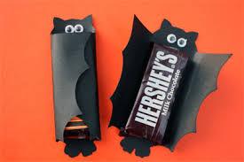 halloween bat crafts red ted art u0027s blog