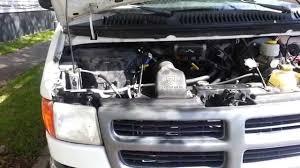 Dodge Ram Van - dodge ram van weak blower dirty evaporator youtube