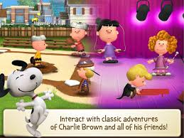 peanuts snoopy u0027s town tale android apps on google play