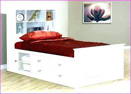 twin captains bed with bookcase headboard twin captains bed with bookcase headboard twin storage bed twin