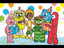 yo gabba gabba episodes english episodes cartoon games