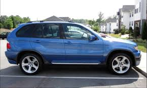 blue bmw x5 bmw x5 4 6is estoril blue check out for more on http