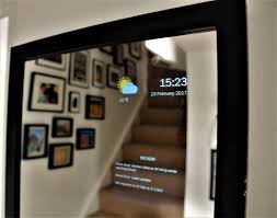 Mirrors That Look Like Windows by How To Make A Magic Mirror 6 Steps With Pictures