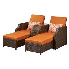 relaxalounger olina dual convertible pullout reclining chair in