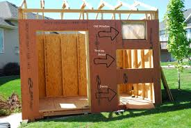 How To Make A Shed House by Remodelaholic Cute Diy Chicken Coop With Attached Storage Shed