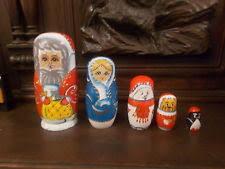 russian christmas decorations ebay