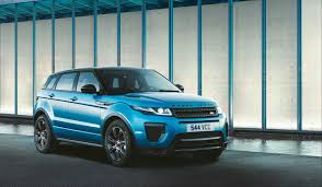 dark green range rover land rover celebrates range rover evoque production milestone with