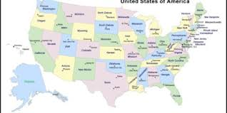 map usa all states map of america showing all states maps usa in the united