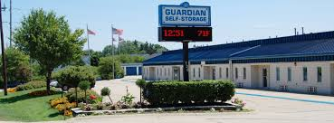 guardian self storage page