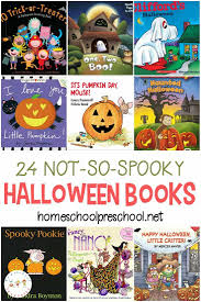 24 of the best not so scary halloween picture books