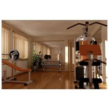 Best Home Gym Images On Pinterest Basement Ideas Exercise - Home gym interior design