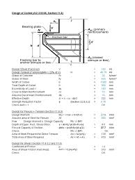 corbel design aci 318 pdf