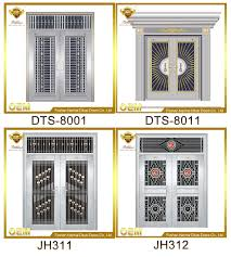 newest design high quality front door designs safety door design