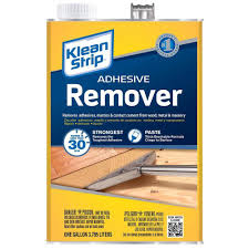 Laminate Floor Adhesive Klean Strip 128 Oz Adhesive Remover Gkas94325 The Home Depot