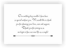 wedding taglines thank you note to accompany your wedding return gift chococraft