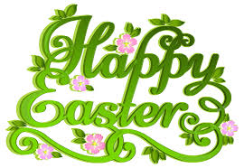 green happy easter transparent png clip art image gallery