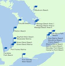 Map Of Ontario Ministry Of The Environment And Climate Change Minister U0027s Annual