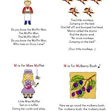 No More Monkeys Jumping On The Bed Song 26 Letter Books Of Nursery Rhymes U0026 Songs The Measured Mom