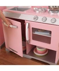 kidkraft pink stove u0026 refrigerator retro kitchen set zulily
