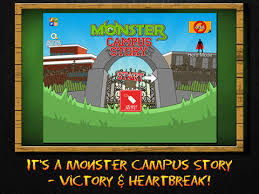monster campus story dash freshman monsters university