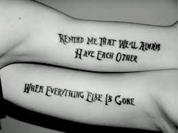 collection of 25 matching collarbone tattoos of quotes